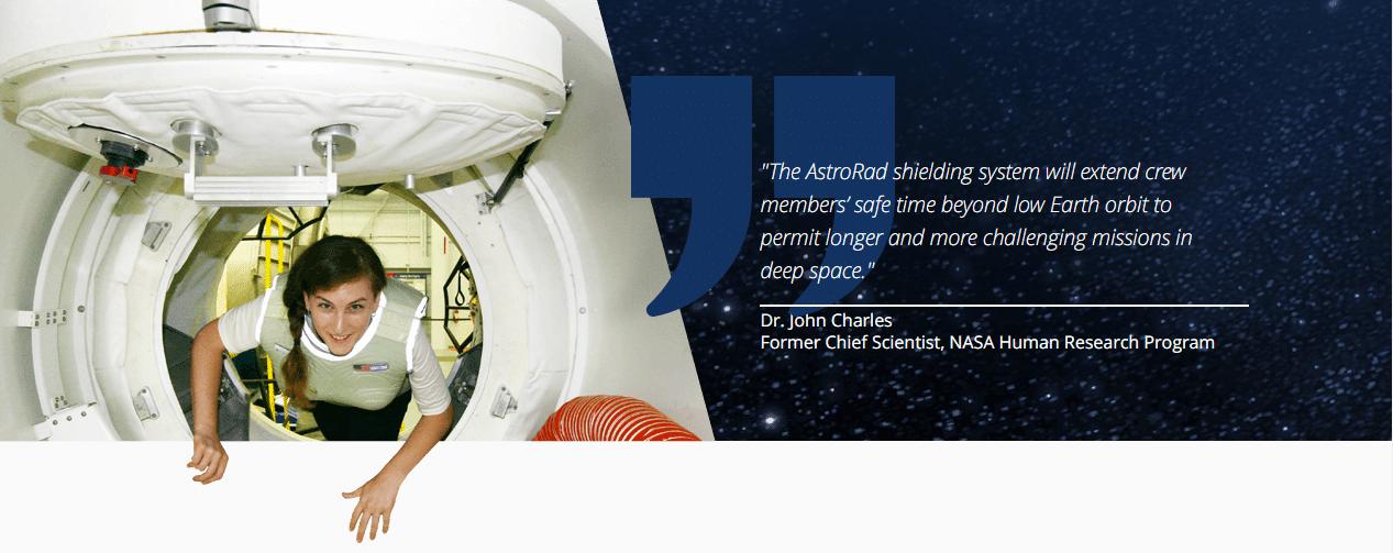 AstroRad quote